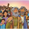 Israelites In Egypt Clipart