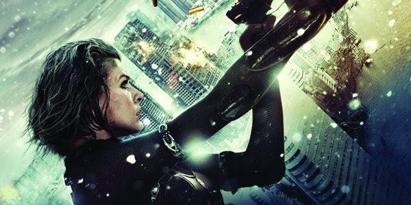 Confira versão nacional do pôster de Resident Evil 5: Retribuição