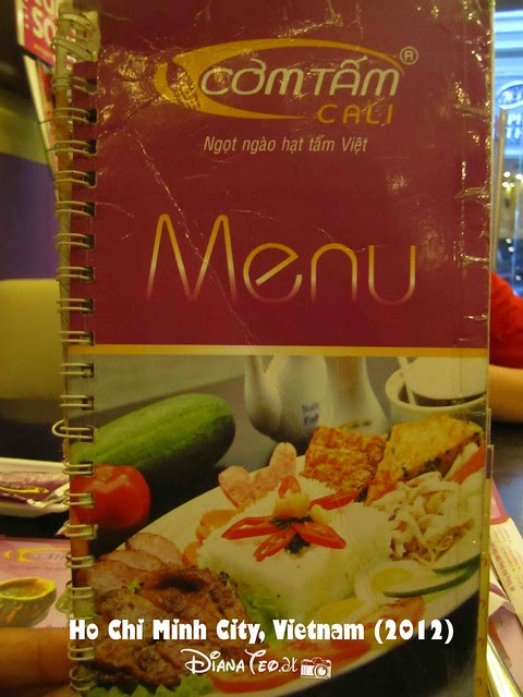 Foods in Ho Chi Minh City 01-1