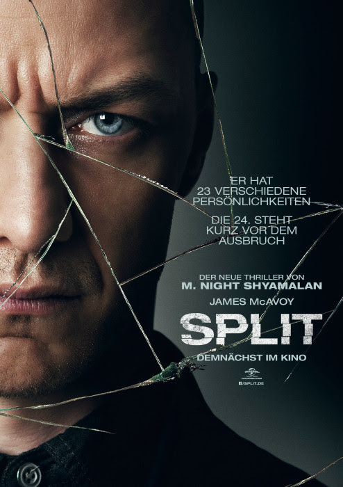 Bildergebnis für split film poster