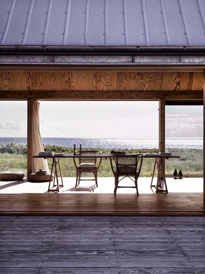 STIL INSPIRATION: Kinfolk inspiration   Summerhouse by the sea