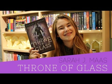 Throne of Glass - Sarah J Maas | Clips de Lectura