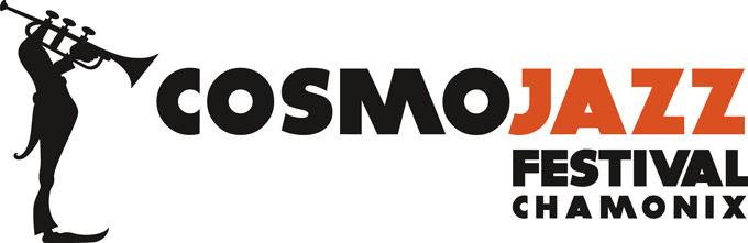 Logo Cosmojazz Festival de Chamonix 680x221