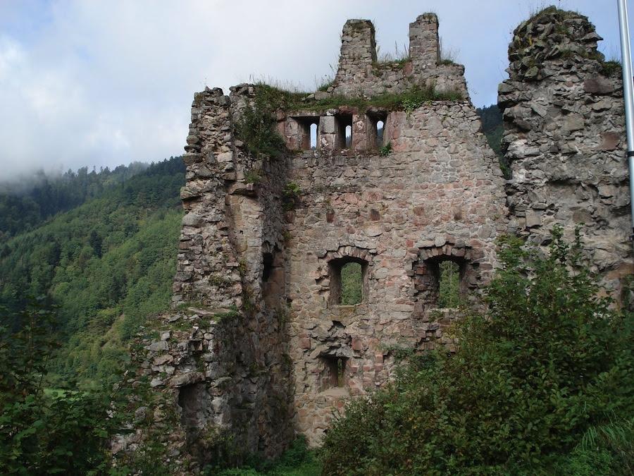 Шварцвальдские аббатства