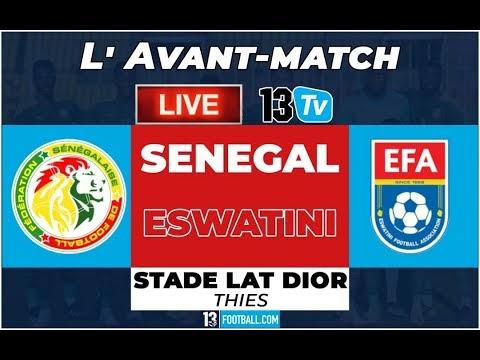 مشاهدة مباراة السنغال وإسواتيني بث مباشر تصفيات أمم إفريقيا