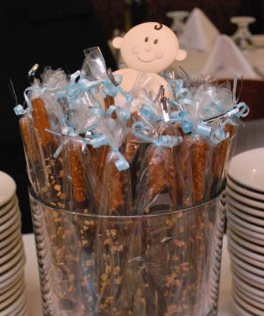 Toffee Crunch Pretzel Rods