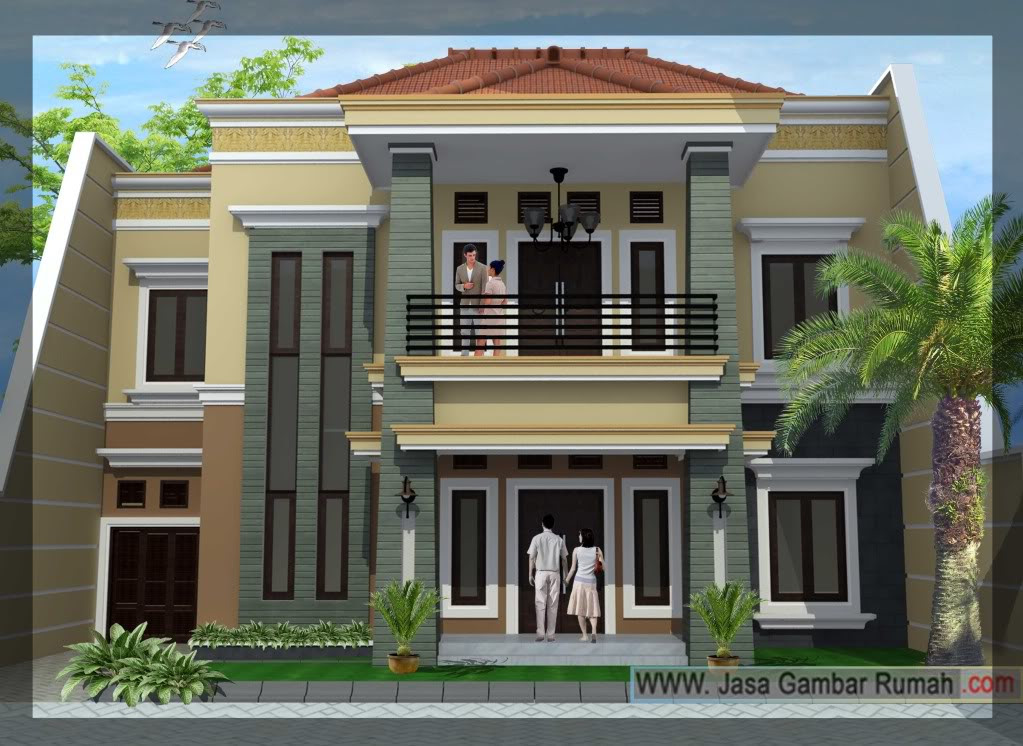 73 Foto Desain Rumah Minimalis Klasik 2 Lantai HD Gratid Download Gratis