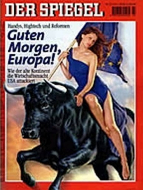 12 Pictures That Demonstrate How The New World Order Openly Mocks Us A Woman Rides The Beast Der Spiegel 460x611