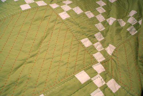 Crosses Quilt - Front