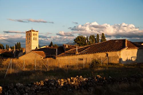 Final del verano en Cedillo de la Torre