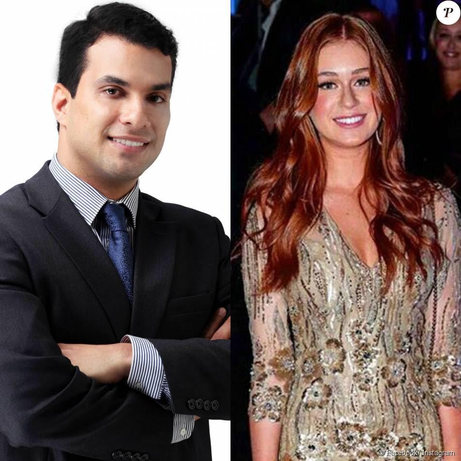 O deputado federal Irajá Abreu está sendo apontado como o novo affair de Marina Ruy Barbosa