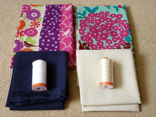 Goodies from Fluffy Sheep Quilting