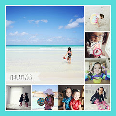 Lilah : February in pictures