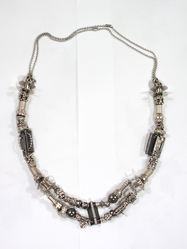 Hardware necklace 05