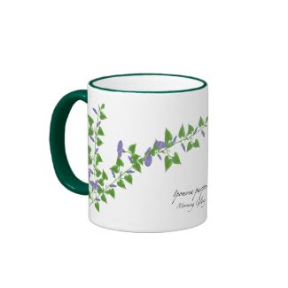 Morning-Glory Mug mug