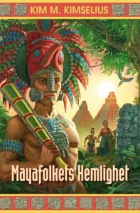 Kim M. Kimselius har gett ut en rad fiktiva böcker med historiskt tema, till exempel Mayafolkets Hemlighet.