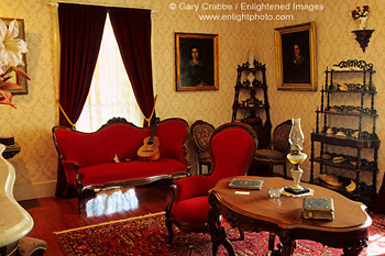 Stock Photo Picture Image Interior Victorian Living Room, General