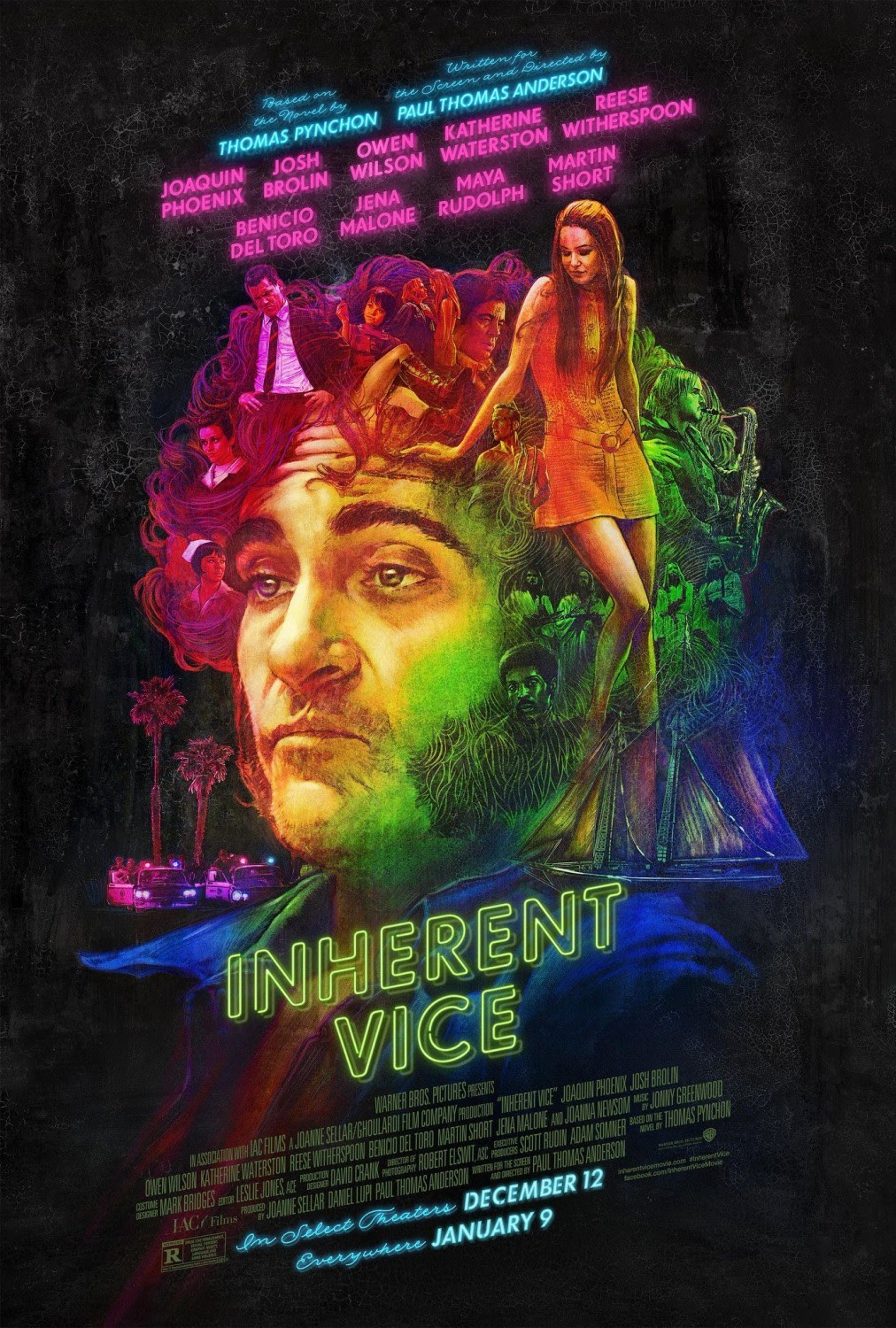 poster for Inherent Vice