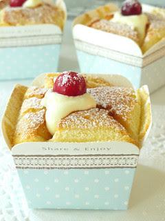 IMG_1056 copyHokkaido chiffon cupcakes 北海道牛奶蛋糕
