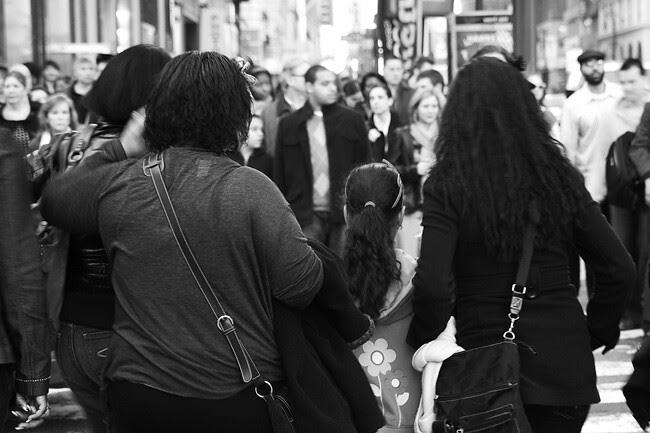 Crowd, NYC