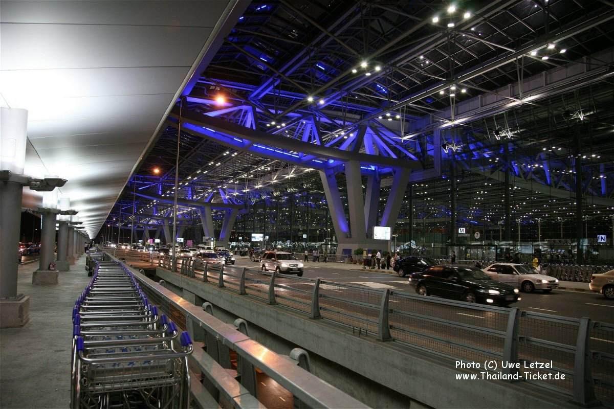 Airport Frankfurt Abflug