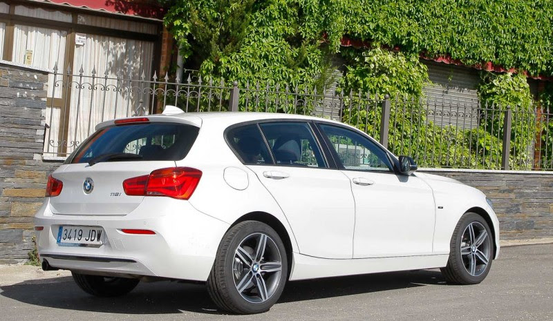 BMW 116i SE five-door (2004 to date) | Beat the road tax ...