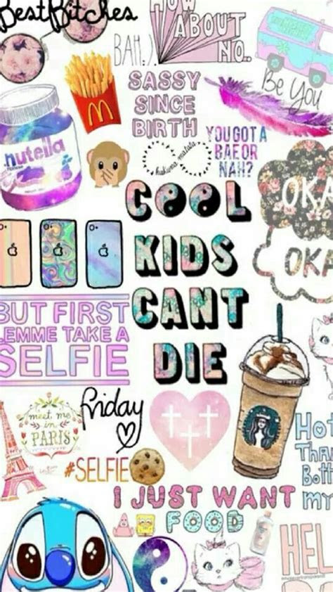 cool kids  die kiis  emoji wallpaper tumblr