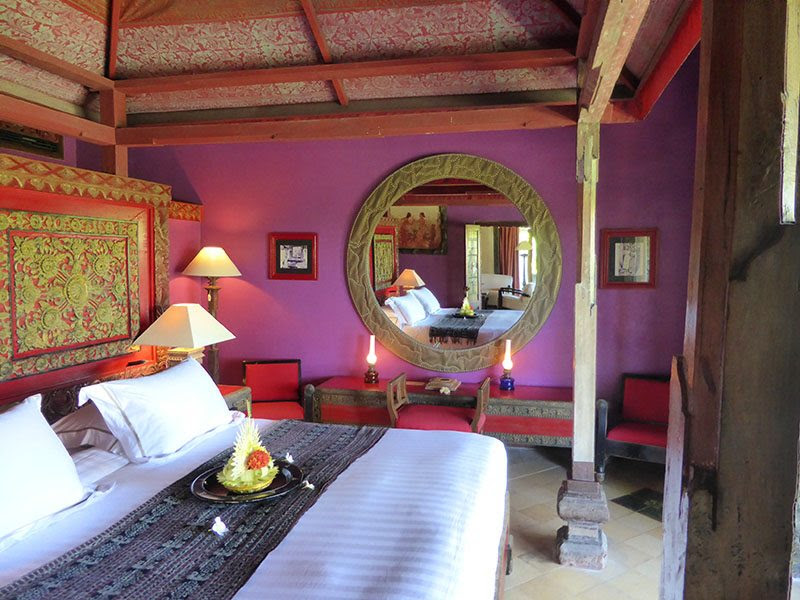 Dining at Tugu Hotel Bali