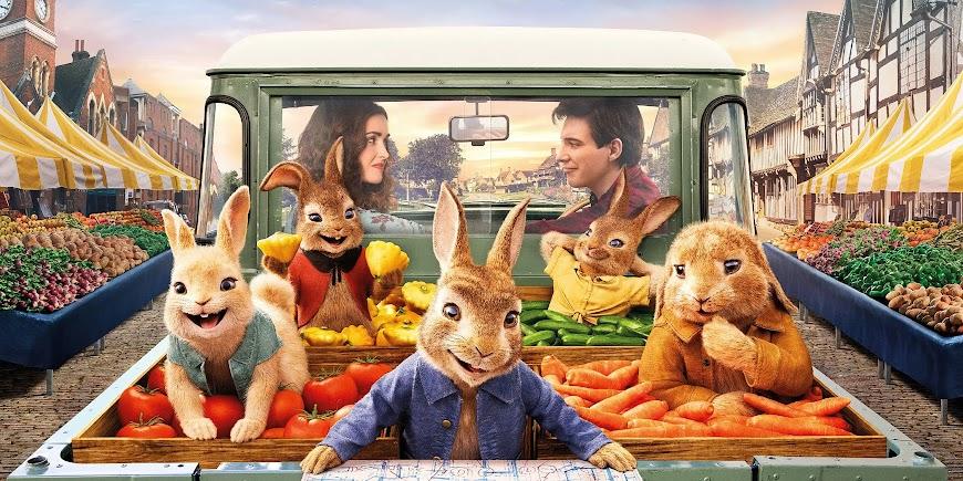 Peter Rabbit 2: The Runaway (2021) FULL HD Movie English Full Streaming
