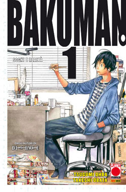 More about Bakuman vol. 1