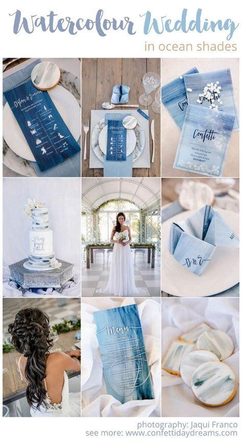 Best 25  Ocean blue weddings ideas on Pinterest   Blue