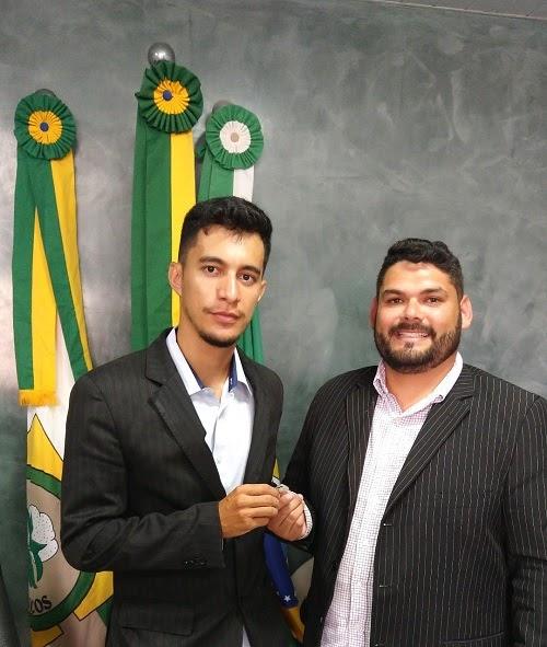 Jardim de Angicos: Vereador Betinho volta a assumir a presidência da Câmara