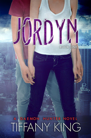 Jordyn (A Daemon Hunter, #1)