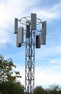 Telephone Mast