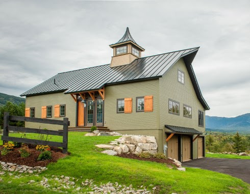 Barn Style House Plans.In Harmony with Our Heritage!