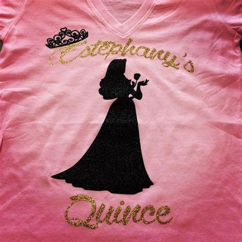 Quinceanera T Shirts   Quinceañera Shirt/Apparel Ideas
