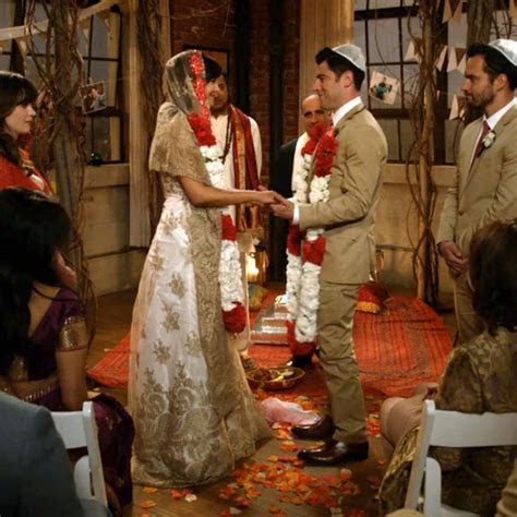 """4 Things We Didn't See Coming in the """"New Girl"""" Wedding"""