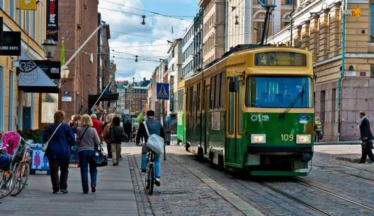 Helsinki, Finlandia. © City Clock Magazine, vía Flickr.