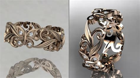 Vintage and Unique Engagement Rings Without Diamonds