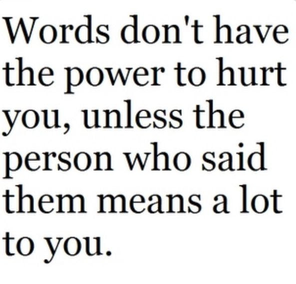 Quotes About Hurtful Words 27 Quotes