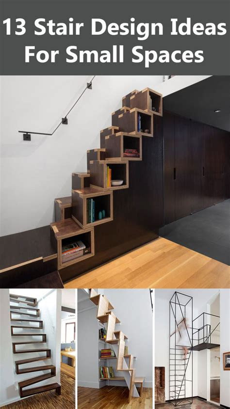 small space stairs ideas  pinterest loft