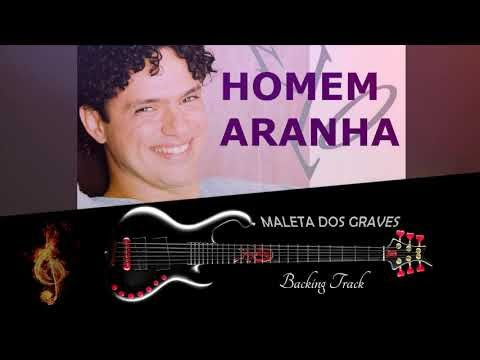 Backing Track pra Contra Baixo -  HOMEM ARANHA - PLAY ALONG