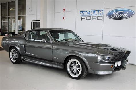 ford mustang shelby gt fastback pepper gray