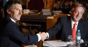Macri paga más que La Doctora