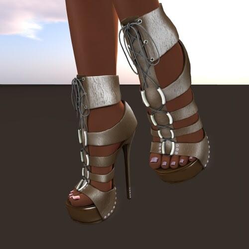 Purrfect 10 Florence Stilettos