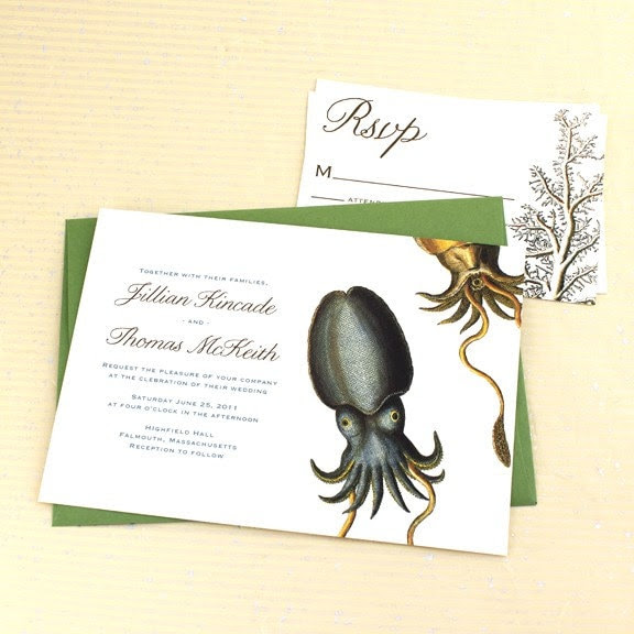 Concertina Press: Nautical and Vintage inspired Stationery