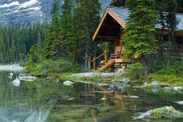 25 παραμυθένια ξύλινα σπίτια στην εξοχή (1)