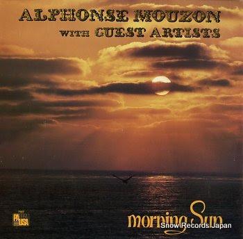 MOUZON, ALPHONSE mornig sun