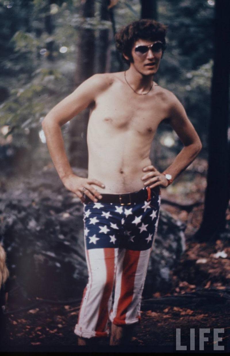 O festival de Woodstock em números e imagens 40