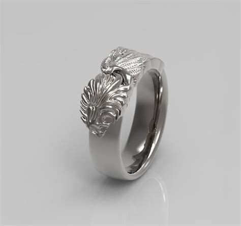 Squall Leonhart s ring from Final Fantasy 8 3D model 3D